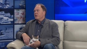 Gord Hunter is the new Executive Director of the Kingston Humane Society